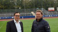 Benjamin Dau und Ralf Voigt