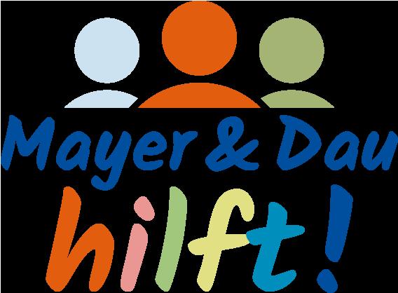 Mayer_&_Dau_hilft_Logo