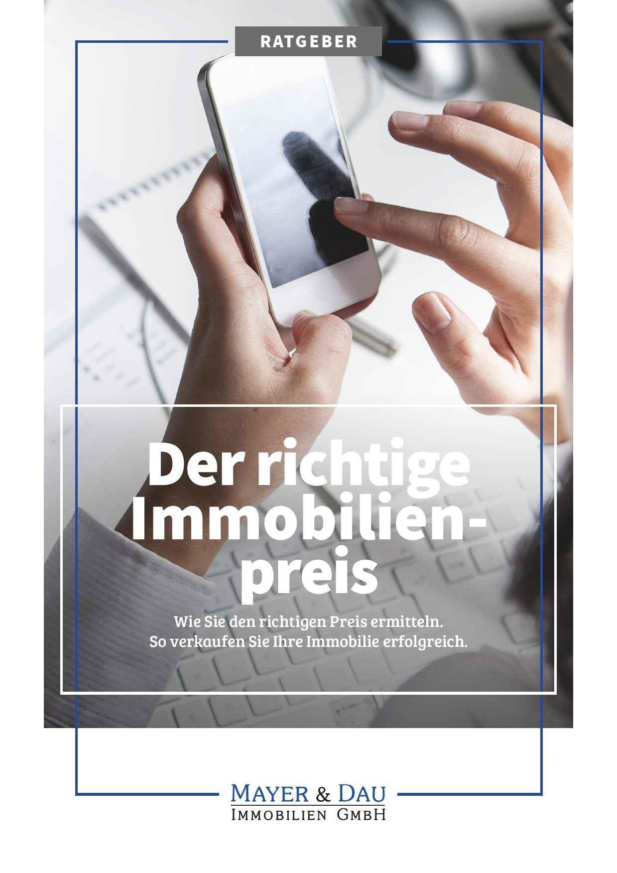 Mayer_und_Dau_Den_richtigen_Immobilienpreis_ermitteln_Cover