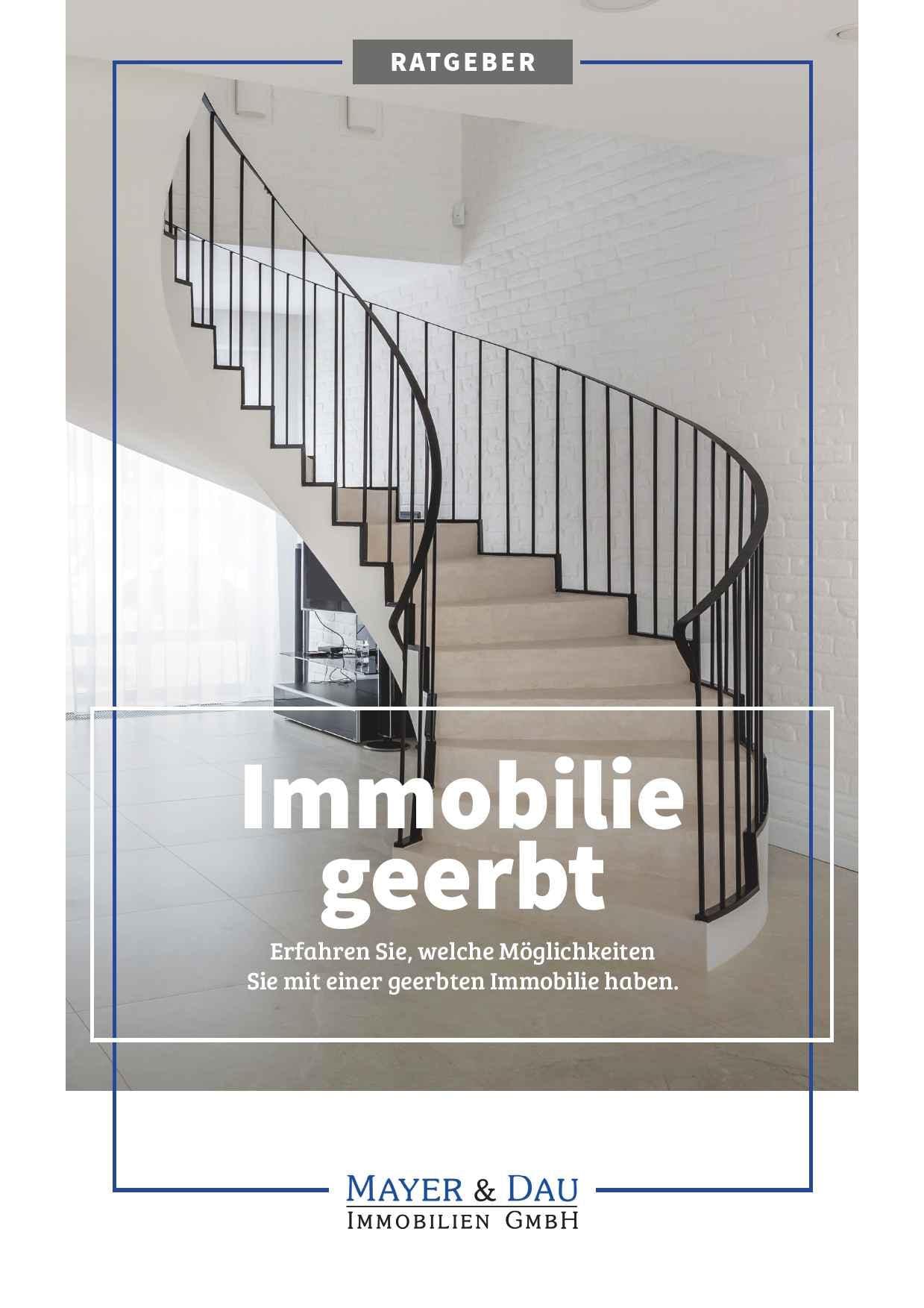 Mayer_und_Dau_Immobilie geerbt _Cover