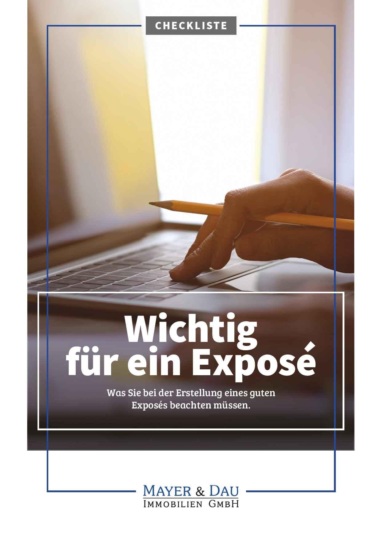 Mayer_und_Dau_Was_für_ein_gutes_Exposé_wichtig_ist_Cover